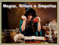 magias rituais e simpatias